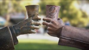 """Coca – Cola and Pepsi – """"Truce"""""""